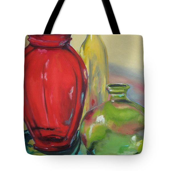 Stream Of Colour Tote Bag