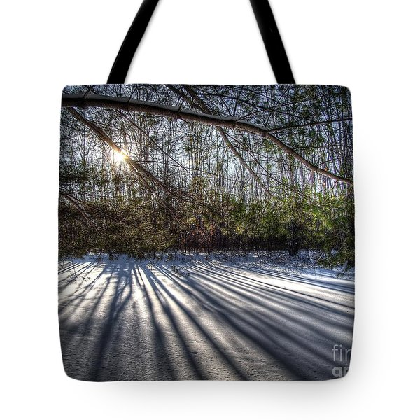 Streaming Tote Bag