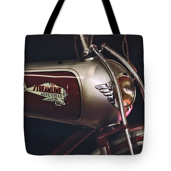 Streamline Aerocycle Tote Bag