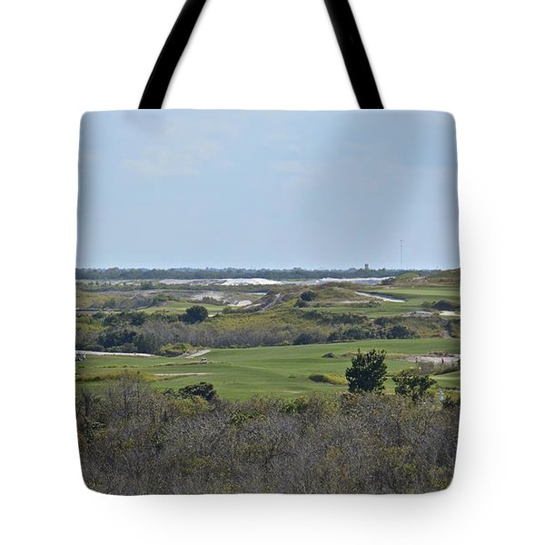 Streamsong Golf Course Tote Bag