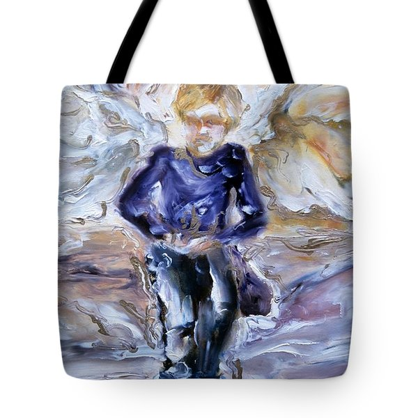 Street Angel Tote Bag