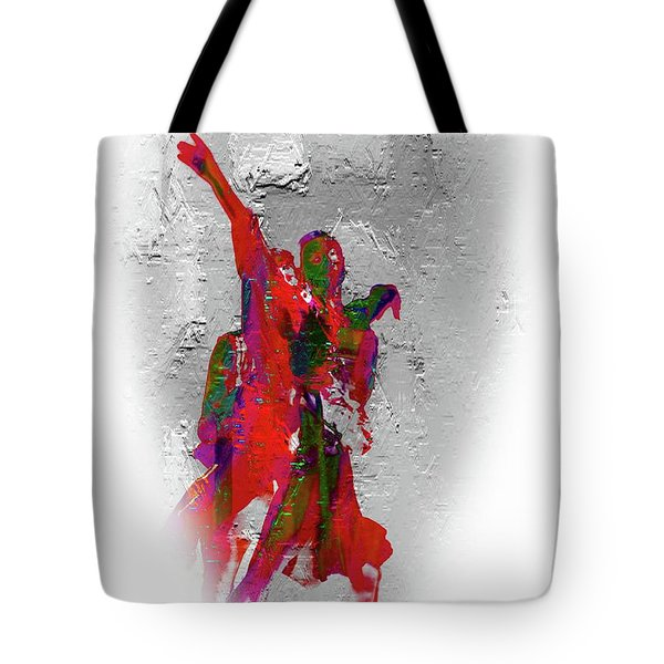 Street Dance 8 Tote Bag
