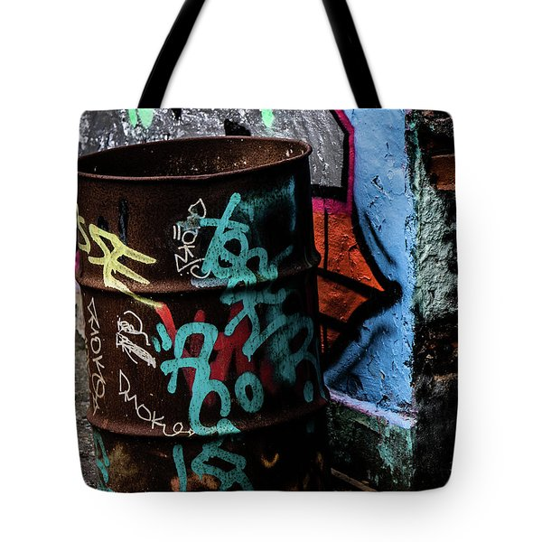 Street Gallery Tote Bag