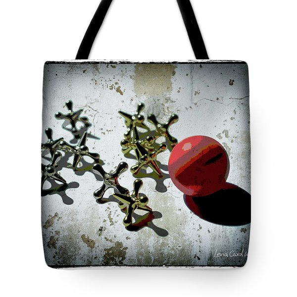 Street Games Tote Bag