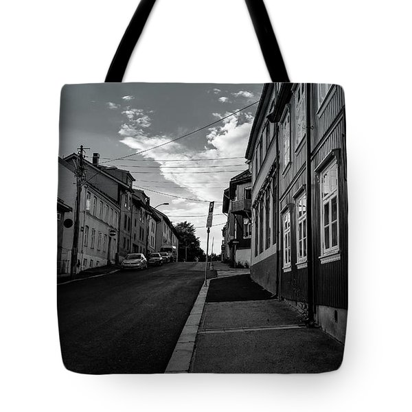 Street In Toyen Tote Bag