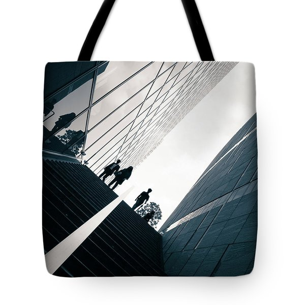 Street Photography Tokyo Tote Bag