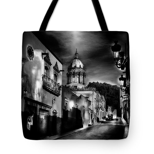 Street To The Nun's Church Tote Bag