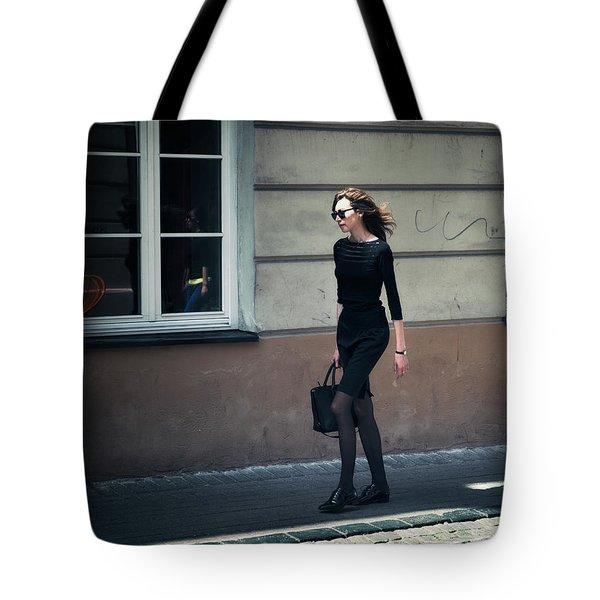 Streethearts Tote Bag