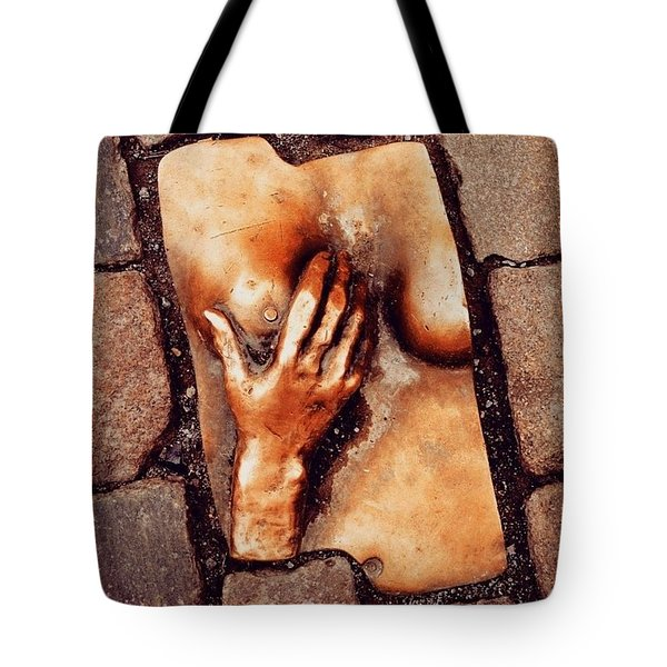 Streets Of Amsterdam Tote Bag