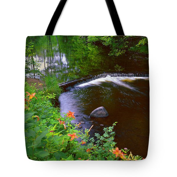 St.regis River Tote Bag