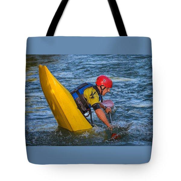 Strenght Tote Bag
