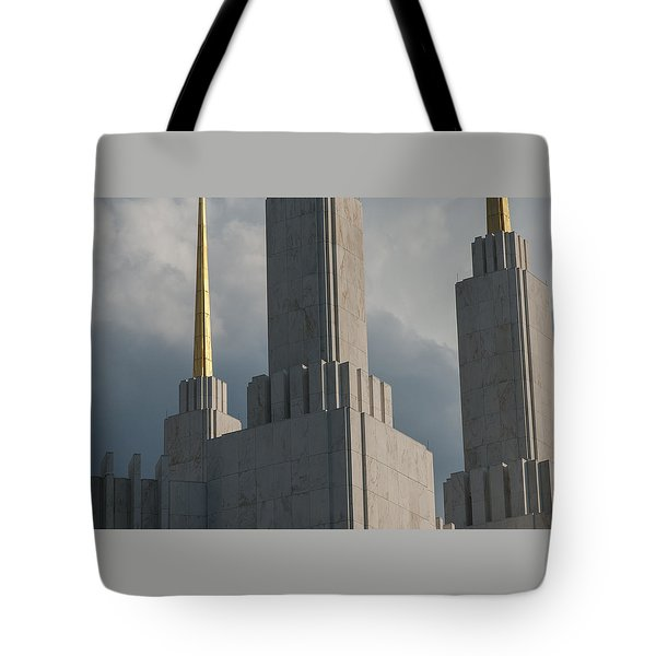 Strength And Power Tote Bag