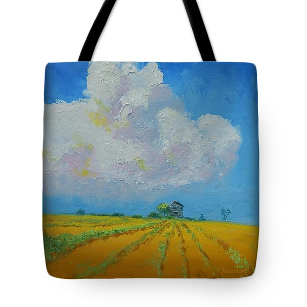 Strength For The Journey Ahead Tote Bag by Sue Furrow