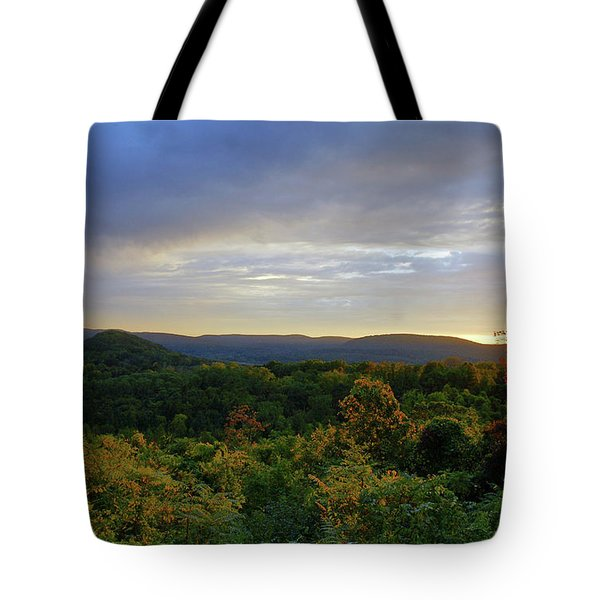Strength Of The Day Tote Bag