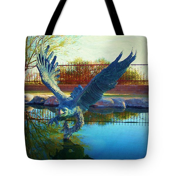 Strength Renewed Tote Bag by Glenn McCarthy Art and Photography