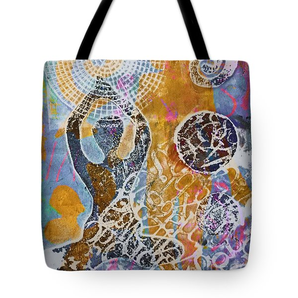 Strength Within Tote Bag
