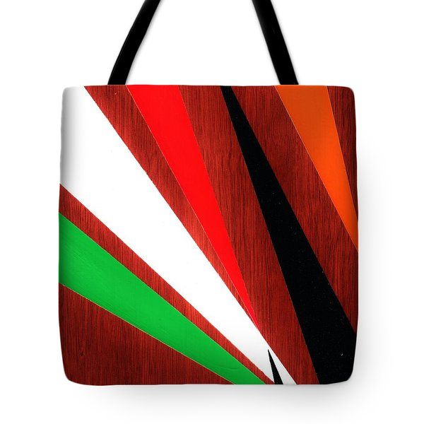Stress Fractures  Tote Bag