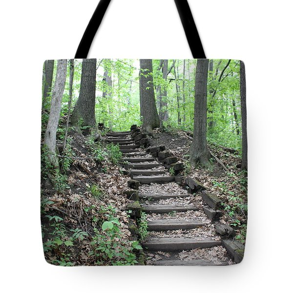 Stress Free This Way Tote Bag