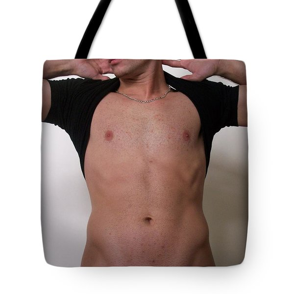 Stretch Tote Bag by Jake Hartz