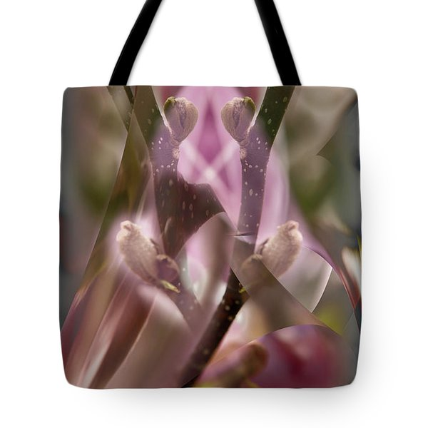 ...stretch.... Tote Bag