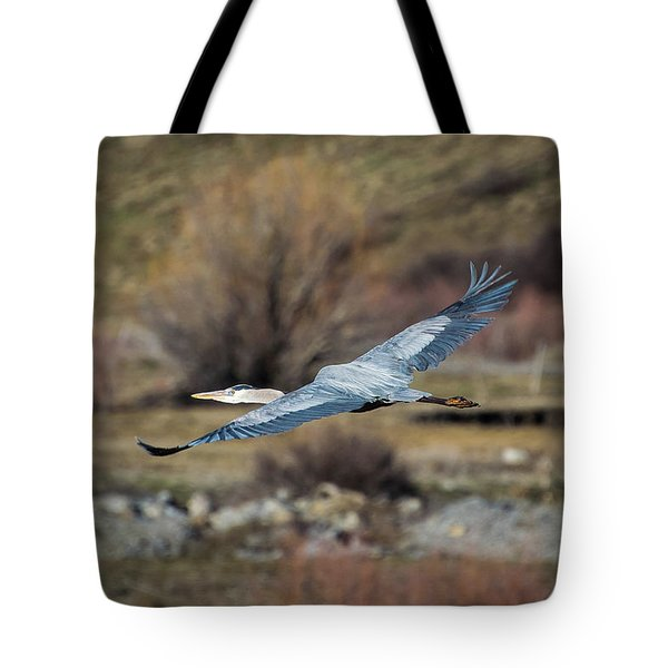 Stretched Wide Open Tote Bag