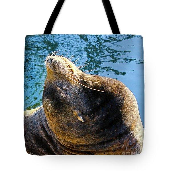 Stretch Tote Bag
