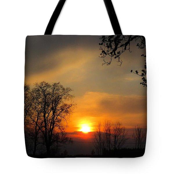 Striking Beauty Tote Bag