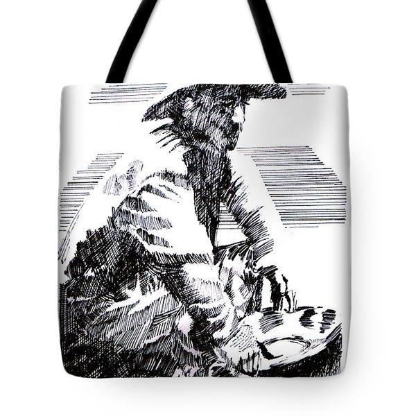 Striking It Rich Tote Bag