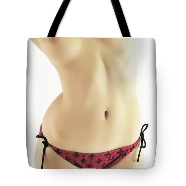 String Bikini Tote Bag