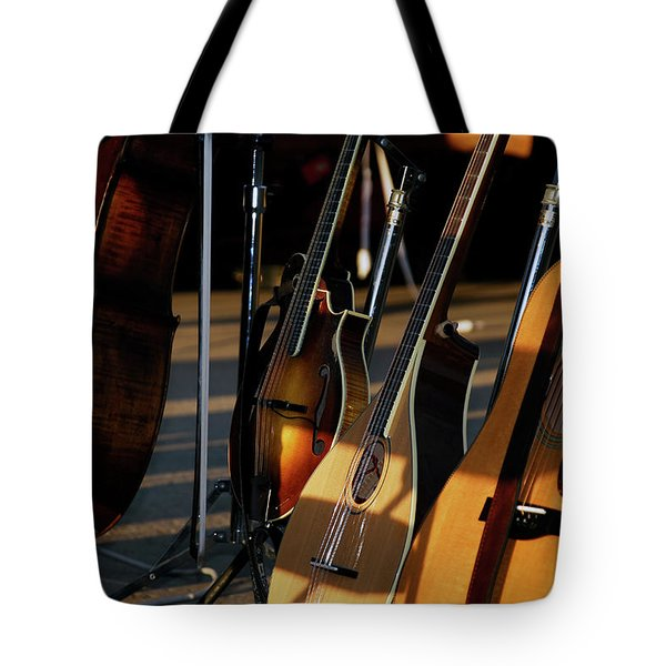 String Imstruments Tote Bag