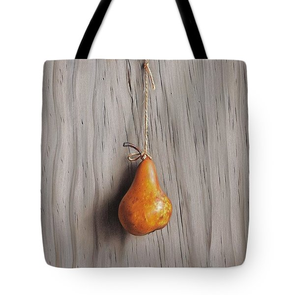 Stringed Tote Bag by Elena Kolotusha
