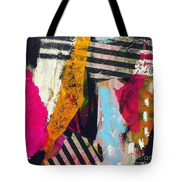Stripes #1 Tote Bag
