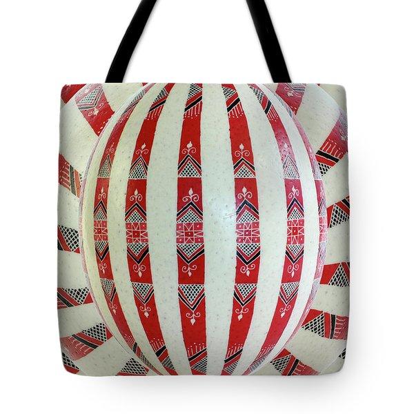 Stripes2 8x12 Tote Bag
