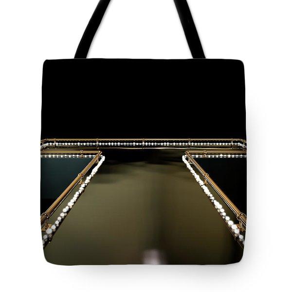 Stripper Stage Tote Bag