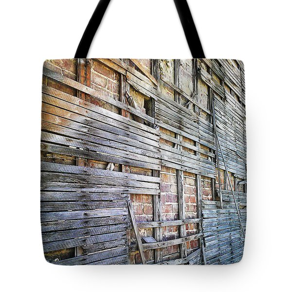 Strips Tote Bag by Steve Sperry