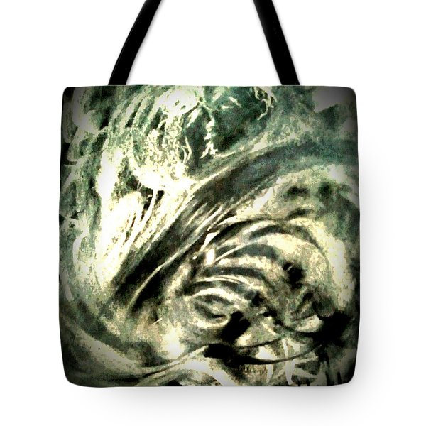Strom With Love Tote Bag