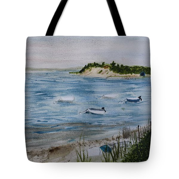 Strong Island Tote Bag by Donna Walsh