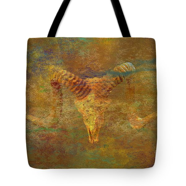 Strong Medicine Tote Bag