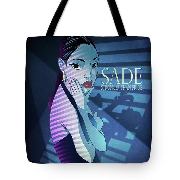 Stronger Than Pride Tote Bag