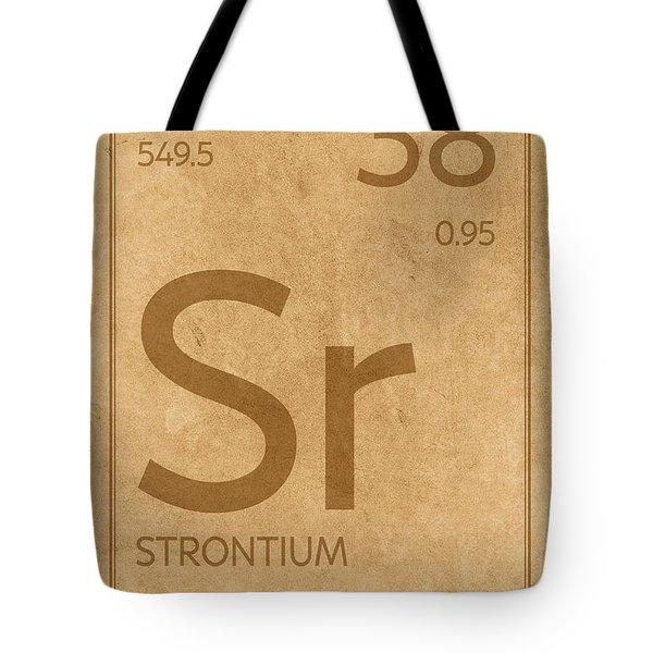 Strontium Tote Bags Fine Art America