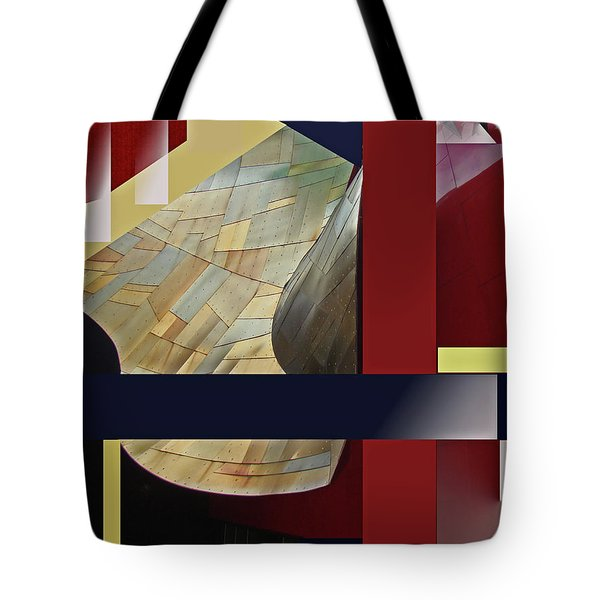 Structure 0217 Tote Bag