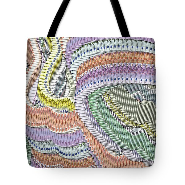 Structure. Tote Bag