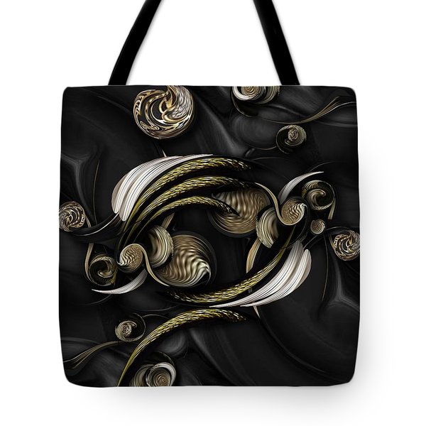 Structure In Spirit Tote Bag by Carmen Fine Art