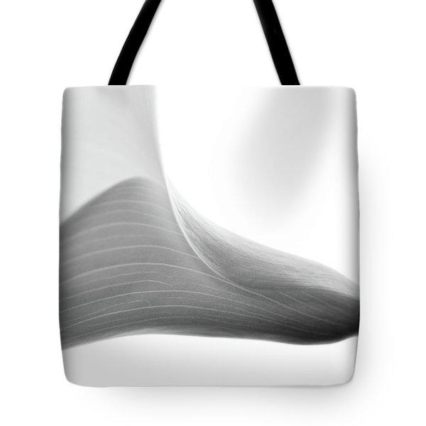 Structure Tote Bag by Rebecca Cozart