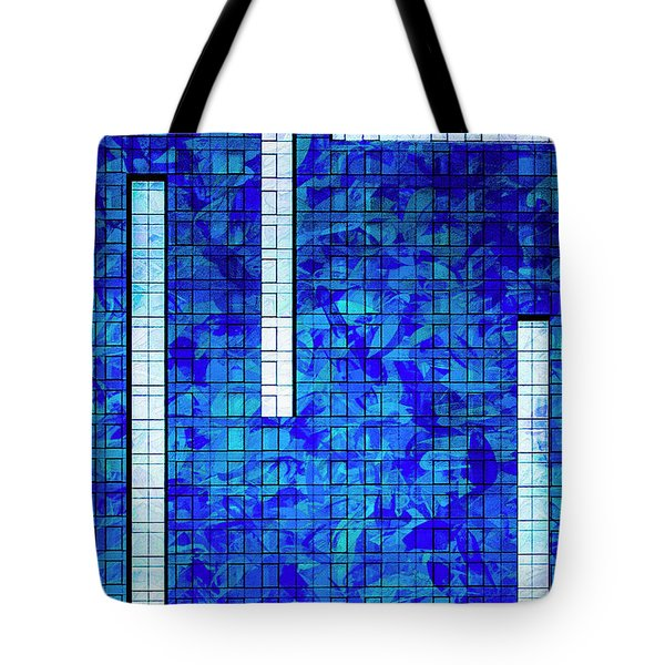 Tote Bag featuring the photograph Structured Chaos by Paul Wear