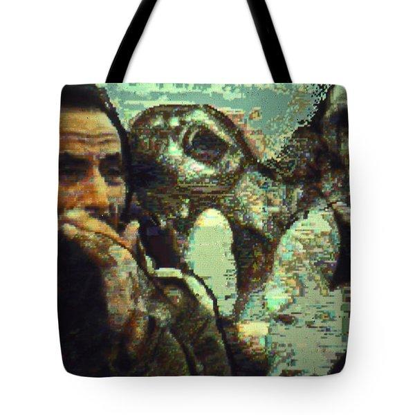 War On Three Tote Bag