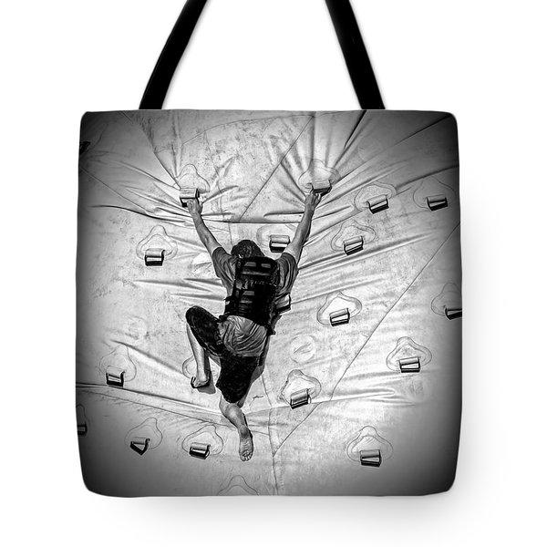 Struggle To Acheive Tote Bag