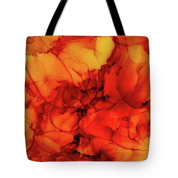 Struggling Heart Tote Bag