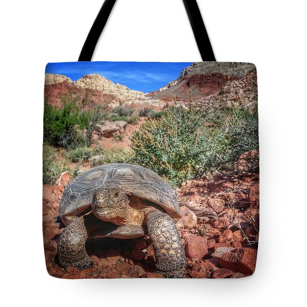 Strut Tote Bag by Mark Ross