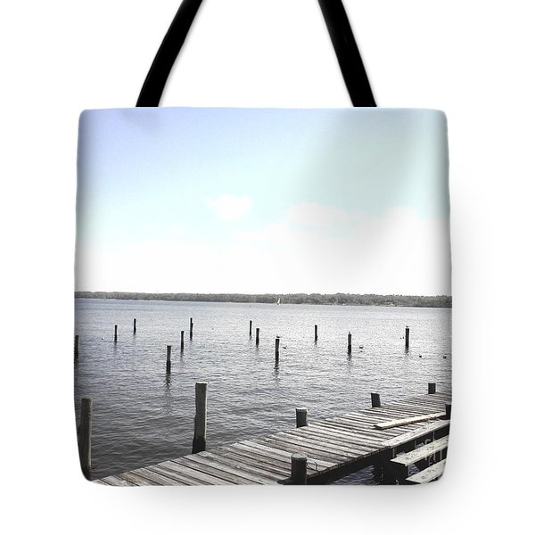 Stubs In Water Tote Bag